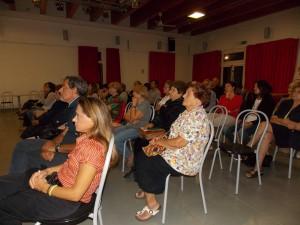 Settembre 2013 - Centro Sociale La Stalla - Iniziativa con Primola