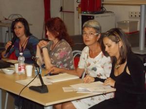 Settembre 2013 - Centro Sociale La Stalla - Iniziativa con Primola2