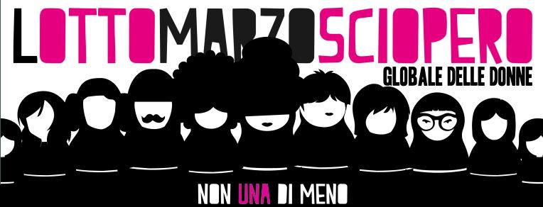<p>L'8 marzo le donne sciopereranno in Italia e in altri 40 paesi del mondo contro la violenza maschile sulle donne e tutte le forme di violenza di genere e del genere. Alcuni sindacati di base (Usi, Slai Cobas per il sindacato di Classe, Cobas, Confederazione dei Comitati di Base, Usb, [&hellip;]</p>